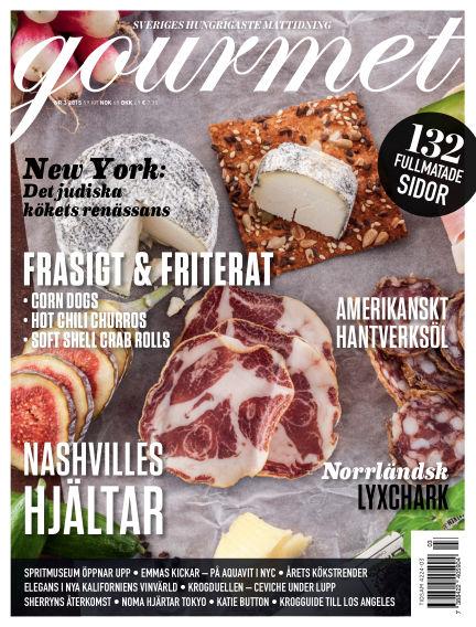 Gourmet March 17, 2015 00:00