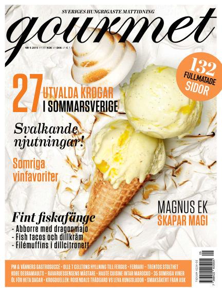 Gourmet July 07, 2015 00:00