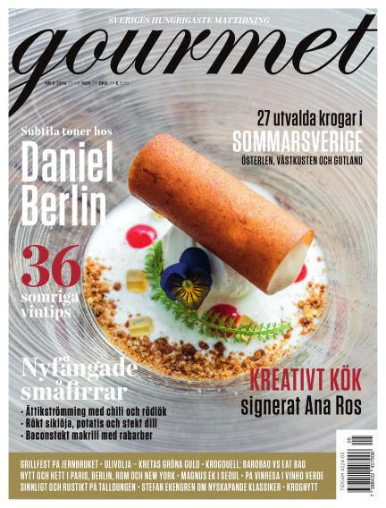 Gourmet July 05, 2016 00:00