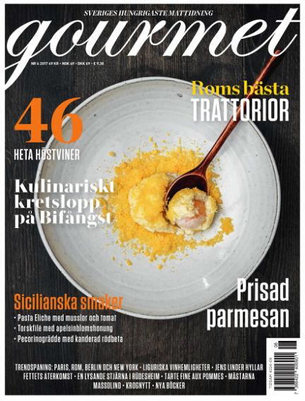 Gourmet October 26, 2017 00:00