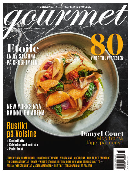 Gourmet April 18, 2019 00:00