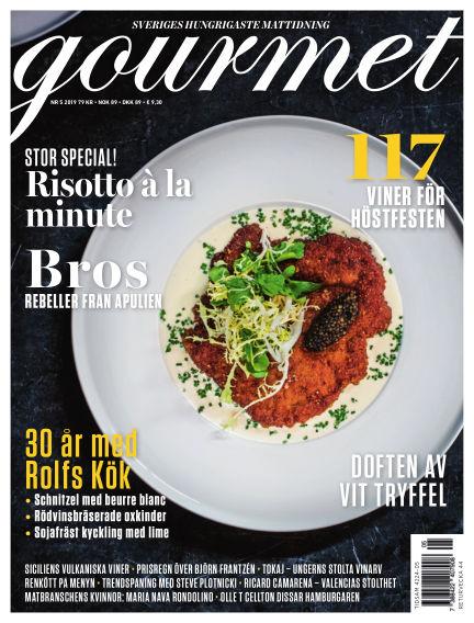Gourmet September 19, 2019 00:00