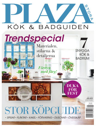 Plaza Guiden - Kök & Bad 2013-12-17