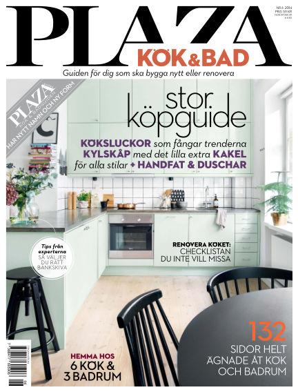 Plaza Guiden - Kök & Bad November 25, 2014 00:00