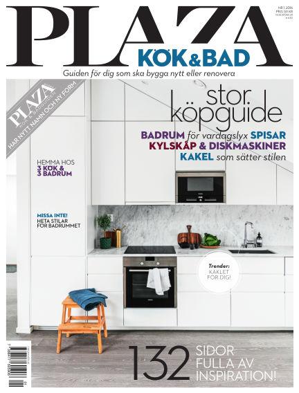 Plaza Guiden - Kök & Bad February 23, 2016 00:00