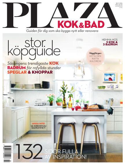 Plaza Guiden - Kök & Bad October 18, 2016 00:00