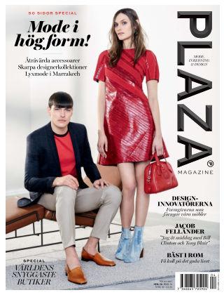 Plaza Magazine 2015-05-07