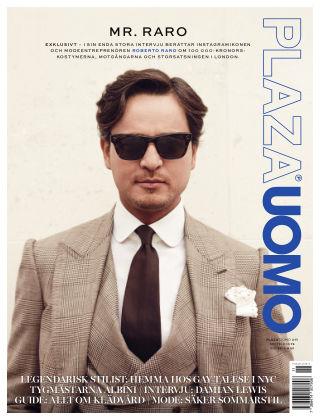 Plaza Uomo (Inga nya utgåvor) 2016-05-24