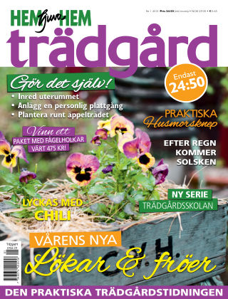 Hem Ljuva Hem Trädgård (Inga nya utgåvor) 2013-01-07