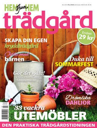 Hem Ljuva Hem Trädgård (Inga nya utgåvor) 2015-05-26
