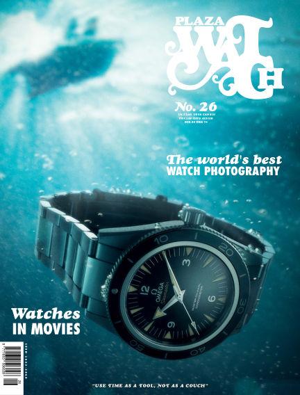 Plaza Watch International (Inga nya utgåvor) March 31, 2015 00:00