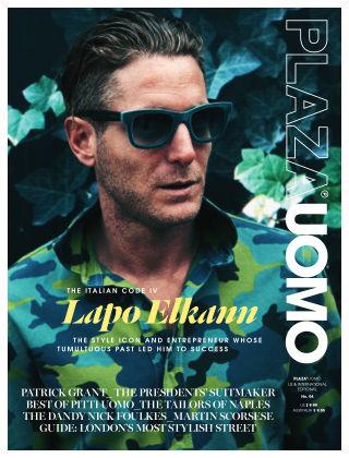 Plaza Uomo US & International (Inga nya utgåvor) 2015-01-21