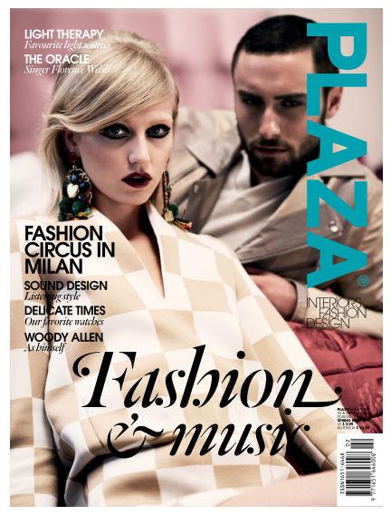 Plaza Magazine International (Inga nya utgåvor) March 01, 2013 00:00