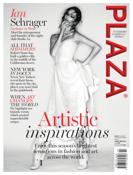 Plaza Magazine International (Inga nya utgåvor) March 31, 2014 00:00