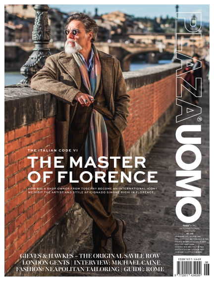 Plaza Uomo UK & Europe (Inga nya utgåvor) January 11, 2016 00:00