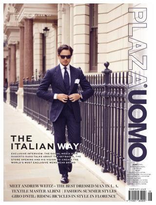 Plaza Uomo UK & Europe (Inga nya utgåvor) 2016-07-06