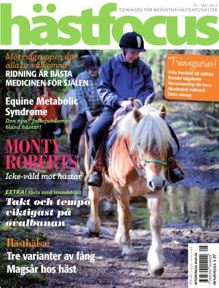 Hästfocus (Inga nya utgåvor) 2013-05-28