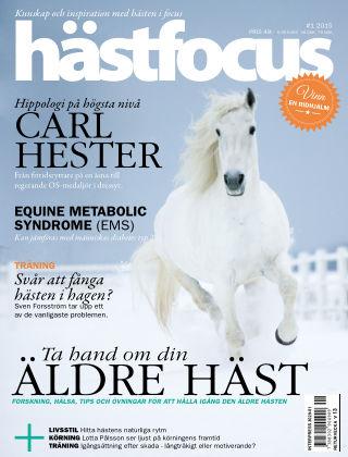 Hästfocus (Inga nya utgåvor) 2015-02-03