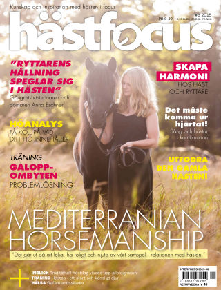 Hästfocus (Inga nya utgåvor) 2015-09-15