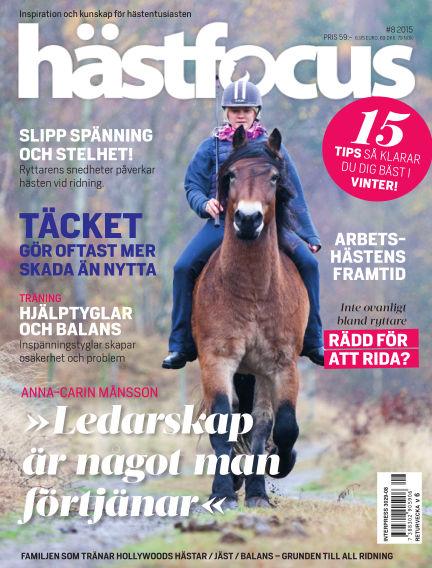 Hästfocus (Inga nya utgåvor) December 08, 2015 00:00