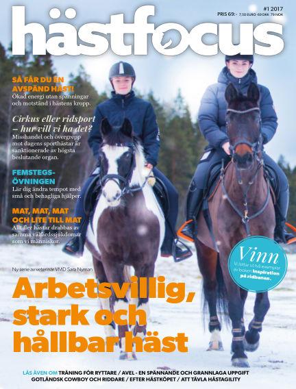 Hästfocus (Inga nya utgåvor) February 07, 2017 00:00