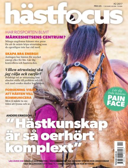 Hästfocus (Inga nya utgåvor) April 12, 2017 00:00