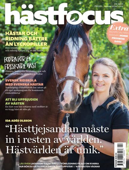 Hästfocus (Inga nya utgåvor) August 15, 2017 00:00