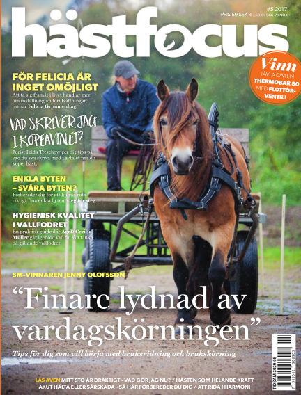 Hästfocus (Inga nya utgåvor) October 03, 2017 00:00