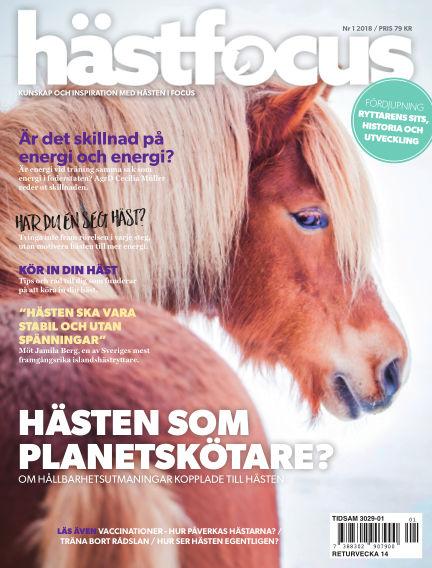 Hästfocus (Inga nya utgåvor) February 02, 2018 00:00