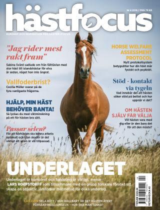 Hästfocus (Inga nya utgåvor) 2018-08-21