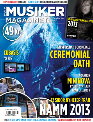 Musikermagasinet 2013-03-05