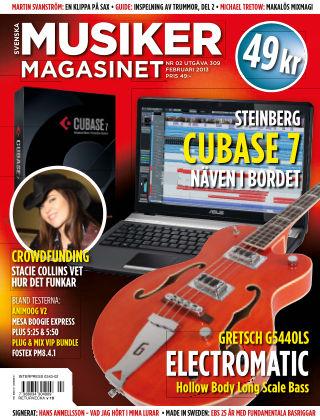 Musikermagasinet 2013-01-29
