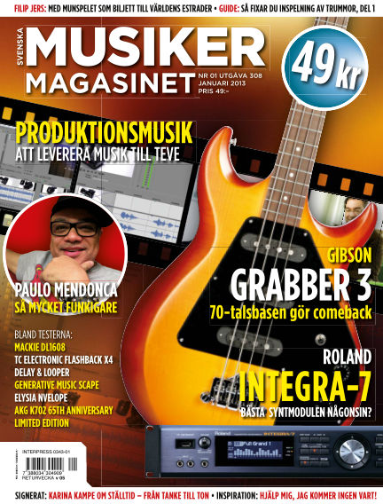 Musikermagasinet December 26, 2012 00:00