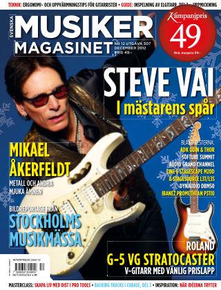 Musikermagasinet 2012-11-29