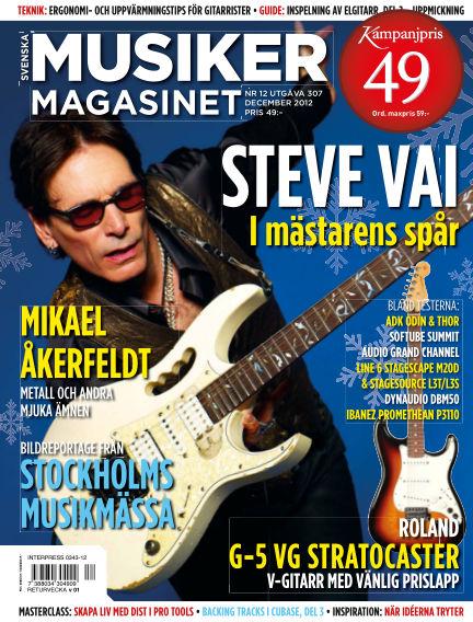 Musikermagasinet November 29, 2012 00:00