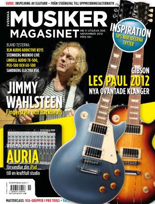 Musikermagasinet 2012-10-29