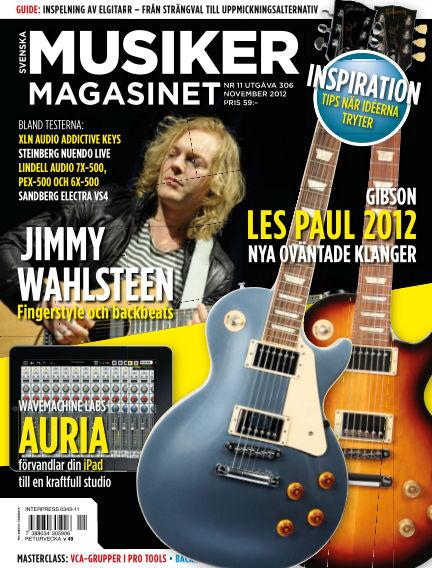 Musikermagasinet October 29, 2012 00:00