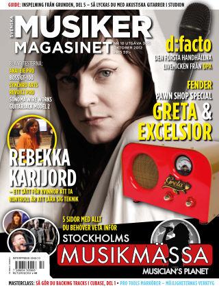 Musikermagasinet 2012-10-05