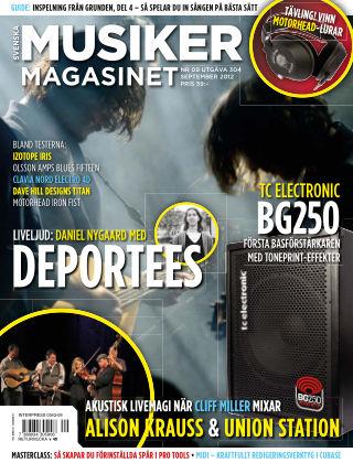 Musikermagasinet 2012-09-04