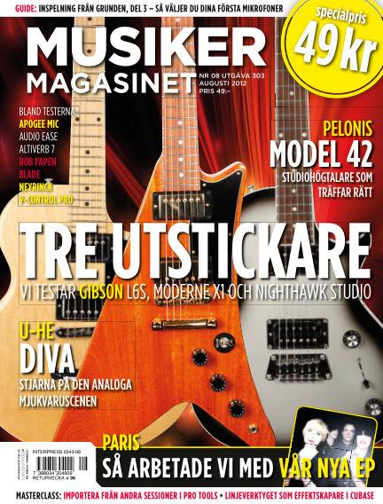 Musikermagasinet July 20, 2012 00:00
