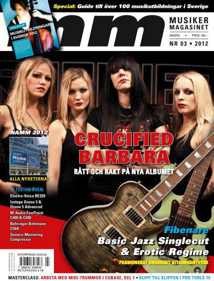 Musikermagasinet February 17, 2012 00:00