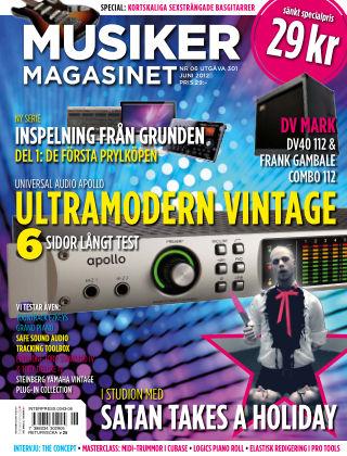 Musikermagasinet 2012-05-15
