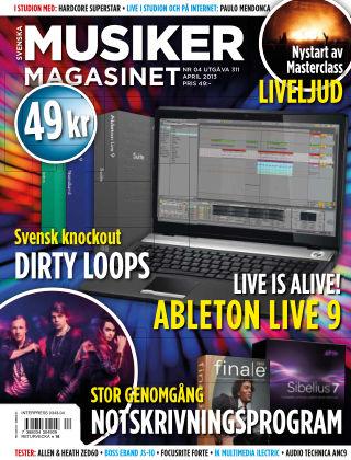 Musikermagasinet 2013-03-26