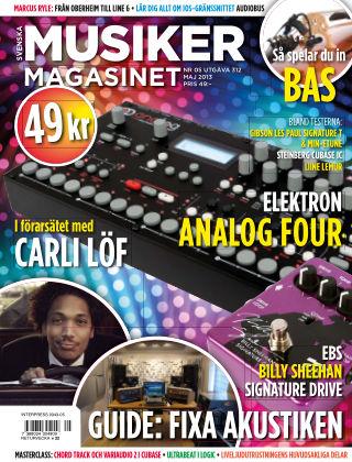 Musikermagasinet 2013-04-19