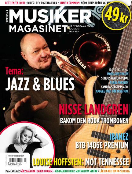 Musikermagasinet June 18, 2013 00:00