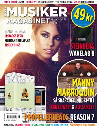 Musikermagasinet 2013-07-25