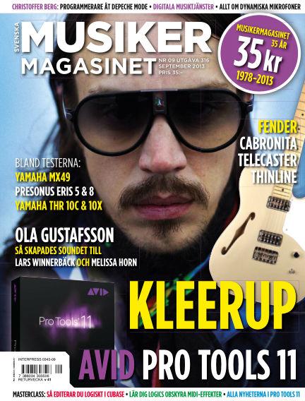 Musikermagasinet September 02, 2013 00:00