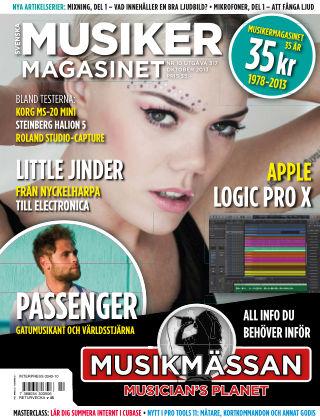 Musikermagasinet 2013-10-01