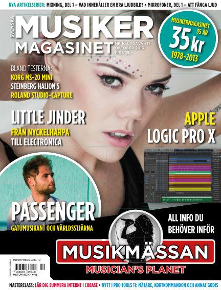 Musikermagasinet October 01, 2013 00:00
