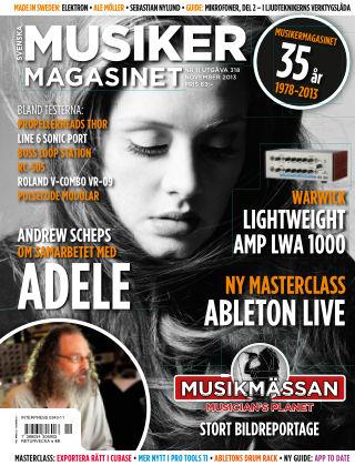 Musikermagasinet 2013-10-29